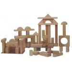 Beka Traditional Deluxe Block Set: 68 Pieces Set