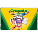 Crayola® Original Crayon 120-Color Set: Children's Art Kit, (model 52-6920), price per set