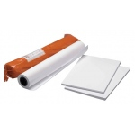 "Clearprint® 9042IJ 24"" x 100yd Color Bond Plotter Paper; Color: White/Ivory; Format: Roll; Size: 24"" x 100'; Weight: 36 lb; (model CP93101136), price per roll"