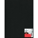 "Canson® ArtBook™ ONE 8.5"" x 11"" Hardbound Sketchbook: Sewn Bound, White/Ivory, Book, Black/Gray, 100 Sheets, 8 1/2"" x 11"", Drawing, 67 lb, (model C200005569), price per each"