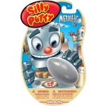 Silly Putty® Metallic: Metallic, 10.6 g, Silly Putty, (model 08-0318), price per each