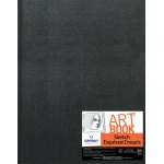 "Canson® ArtBook™ Artist Series 11"" x 14"" Hardbound Sketchbook; Binding: Sewn Bound; Color: White/Ivory; Format: Book; Ink Color: Black/Gray; Quantity: 108 Sheets; Size: 11"" x 14""; Type: Sketching; Weight: 65 lb; (model C100510419), price per each"