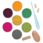 PanPastel® Ultra Soft Artists' Painting Pastel Mix Media Set 2: Multi, Pan, Ultra Soft, (model PP30076), price per set