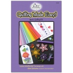 Quilled Creations™ Quilling Made Easy Kit; Type: Starter Kit; (model QC430), price per each