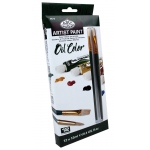 Royal & Langnickel® 12ml Oil Paint 12-Color Set: Multi, Tube, 12 ml, Oil, (model ROIL12), price per set