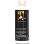 Mona Lisa™ 16 oz. Brush Cleaner; Format: Bottle; Size: 16 oz; Type: Soap & Cleaners; (model 160-016), price per each