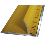 Speedpress Ultimate Steel Safety Ruler: 28""
