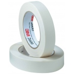 "3M™ 1/2"" Masking Tape: General, 1/2"", (model 2600), price per roll"