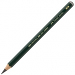 Faber-Castell 9000 Jumbo Graphite Pencil: 4B