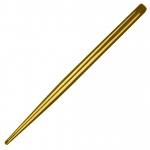 Speedball® Classic Gold Pen Nib Holder; Type: Pen Holder; (model H9464), price per each