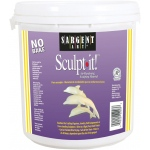 Sargent Art® Sculp-It!® 10 lb. Air-Hardening Sculpting Material; Color: White/Ivory; Format: Tub; Size: 10 lb; Type: Air Dry; (model 222003), price per each