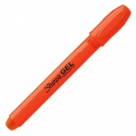 Sharpie Smear Block Gel Highlighter: Orange