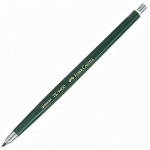 Faber-Castell® Lead Holder: HB, Black/Gray, 2mm, Lead Holder, (model TK9400), price per each