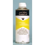 Weber Linseed Oil Refined: 473ml