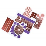 ArtBin Magnetic Die Sheets: Pack of 3