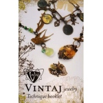 Vintaj Booklet: Jewelry Technique