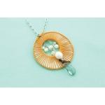 Making Memories Vintage Groove by Jill Schwartz Kits: Shell Pearl Drop