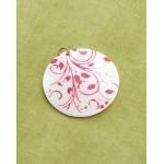 Making Memories Vintage Groove by Jill Schwartz Pendants: Printed Shell