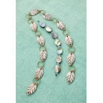 Making Memories Vintage Groove by Jill Schwartz Strand Combo: Shell Leaf Chain