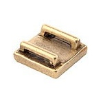 Nunn Design Ribbon Square: Gold, Small