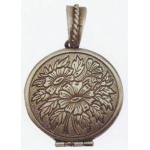 Stanislaus Imports, Inc. Round Locket