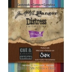 "Core'dinations Tim Holtz Distress Sizzix Paper Pad Assortment: 4.25"" x 5.5"""