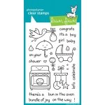 Lawn Fawn Plus One Stamp Set