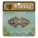 Vintaj Filigree: Deco Vines, 59 x 31mm