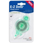 Scrapbook Adhesives by 3L EZ Dots Repositionable: Refill