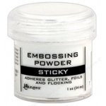 Ranger Sticky Embossing Powder: 1 Ounce