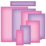 Spellbinders Nestabilities/Card Creator: A-2 Matting Basics A