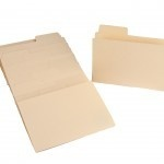 "7Gypsies Manila Folder: Naked, 4"" x 6"""