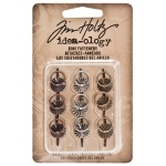 Advantus Tim Holtz Ideaology Ring Fasteners