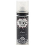 Thermoweb Glitter Dust Spray: Silver