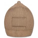 Want2Scrap Designer Embellies Bonnies Birdcage: Chipboard