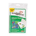 "Scrapbook Adhesives by 3L Sheets: 4"" x 6"", Pack of 10"