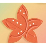 Marvy Clever Lever Silhouette Embossing Craft Punches Holiday Flower: 2