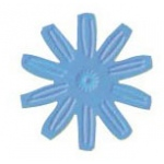 Marvy Clever Lever Giga Craft Punch Embossing Daisy: 2.375""