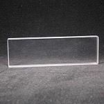 "Apple Pie Memories Acrylic Stamping Block: Plain, 2.5"" x 8"""