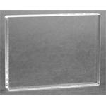 "Apple Pie Memories Acrylic Stamping Block: Plain, 3"" x 4"""