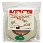 "Scor-Pal Scor-Tape: 1/2"" x 27 Yards"