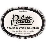 Stewart Superior Stamp Stick Glue Pad: Refill