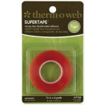 "Thermoweb Super Tape: 1/8"" x 6 Yard Roll"