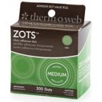 Thermoweb Zots: Medium, 300 Dots
