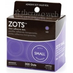 Thermoweb Zots: Small, 300 Dots