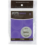 Thermoweb Zots Singles: Small, 3/16""