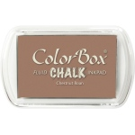 Clearsnap ColorBox Fluid Chalk Full Size Pad: Chestnut Roan