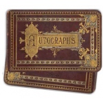 7Gypsies Book Covers Book Board Book Cover: Autograph