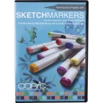 Copic DVD: Techniques and Projects with Sketch Markers