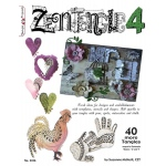 Design Originals Books: Zentangle 4